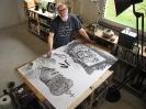 Beim Zeichnen im Atelier_1