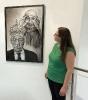 Der König und sein Narr I in einer Ausstellung_1