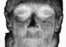 Jane Goodall - negative Zeichnung nach Foto Rafael Marchante (Reuters)_1